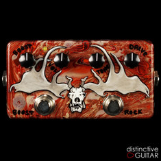Zvex 59 Sound Distortion NAMM Custom Hand Painted A080