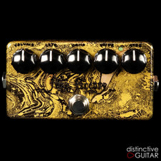 Zvex Fuzz Factory NAMM Custom Hand Painted N164
