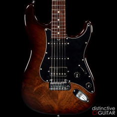Suhr Classic Custom Figured Walnut Brown Burst JS5G3D
