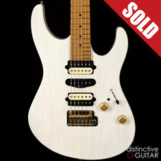 Suhr Modern Antique Custom Aged Trans White JS6P1U