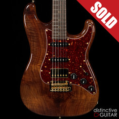 Suhr Classic Custom Figured Walnut Natural JS3J4C