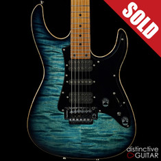 Tom Anderson Guardian Angel Arctic Blue Burst