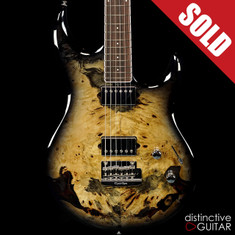 Ernie Ball Music Man Luke III BFR Limited Edition Buckeye #52