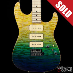 Tom Anderson Drop Top Maui Surf Quilt