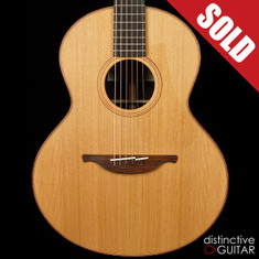 Lowden S-25 East Indian Rosewood / Red Cedar Top