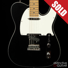 Reverend Pete Anderson Eastsider Satin Midnight Black