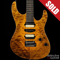 Suhr Modern Custom Black Gold JS9Y7G