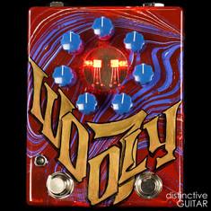 Zvex Woolly Mammoth 7 Fuzz Custom Hand Painted WM7 A143