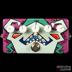 Zvex Fat Fuzz Factory Limited Custom Hand Painted B167
