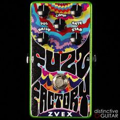 Zvex Vexter Vertical Fuzz Factory