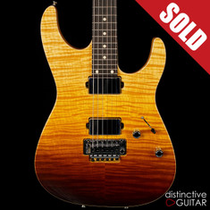 Tom Anderson Angel Tobacco Surf Flame Top