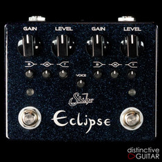 Suhr Galactic Eclipse Limited Edition Dual Channel Overdrive / Distortion