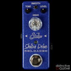 Suhr Shiba Drive Overdrive Reloaded Mini