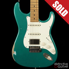 Tom Anderson Icon Classic Sherwood Green In Distress