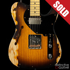 Suhr Classic T Antique Custom Tobacco Burst JS6X1P