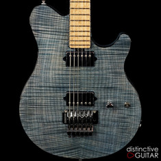 Ernie Ball Music Man Axis BFR #31 Steel Blue