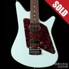 Ernie Ball Music Man Albert Lee Signature HH Powder Blue