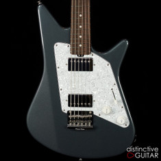Ernie Ball Music Man Albert Lee HH Hardtail Charcoal Frost