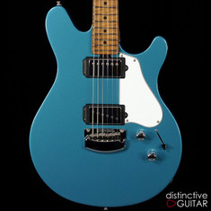 Ernie Ball Music Man Valentine Signature w/ Trem Toluca Lake Blue