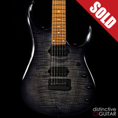 Ernie Ball Music Man JP15 BFR John Petrucci Signature Trans Black
