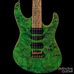 Suhr Modern Set Neck Custom Trans Algae JS6X6Q