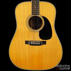 Martin 1975 D35 Natural Spruce / Rosewood