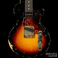 Fano Alt de Facto SP6 3 Tone Sunburst - Fralin Pickups