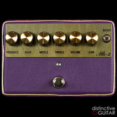 Shin's Music MK-2 Overdrive Purple Tolex