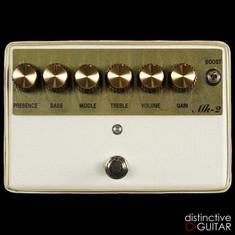 Shin's Music MK-2 Overdrive White Tolex