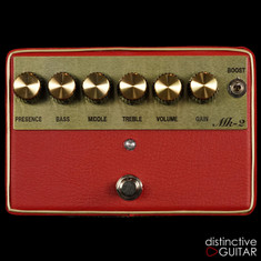 Shin's Music MK-2 Overdrive Red Tolex