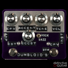 Shin's Music Dumbloid BTM Boost Purple Velvet