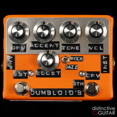 Shin's Music Dumbloid BTM Boost Orange Tolex