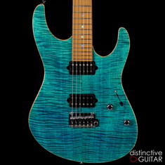 Suhr Modern Custom Bahama Blue JS4N4E