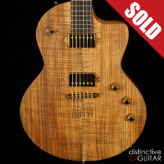 Lowden Guitars GL-10 Electric Tasmanian Blackwood Top