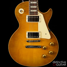 Gibson Custom Shop True Historic 1958 Les Paul Standard Lemon Burst