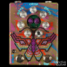 Zvex Fuzz Factory 7 Limited NAMM Custom Painted E142