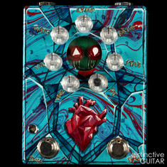 Zvex Fuzz Factory 7 Limited NAMM Custom Painted E146