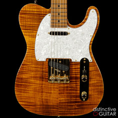 Suhr Classic T Deluxe Limited Edition Bengal Flame Top JS7E8X