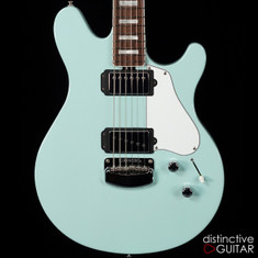 Ernie Ball Music Man Valentine BFR #23 / 68 Baby Blue