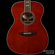 D'Angelico Excel Tammany Sitka Spruce Top - Auburn
