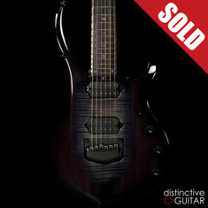 Ernie Ball Music Man Majesty Monarchy Black Knight