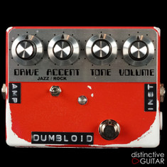 Shin's Music Dumbloid Special Fiesta Red Relic'd NAMM Featured