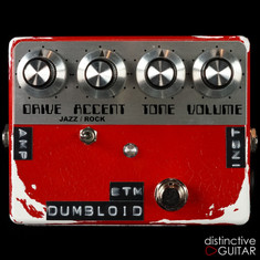 Shin's Music Dumbloid Special BTM Dakota Red Relic'd NAMM Featured