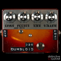 Shin's Music Dumbloid 335  - 3 Tone Burst Relic'd NAMM Featured