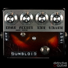 Shin's Music Dumbloid Special Black / 3 Tone Burst Relic'd NAMM Featured