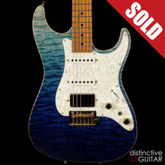 Tom Anderson Drop Top Classic Blue Wipeout