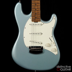 Ernie Ball Music Man Cutlass Firemist Silver