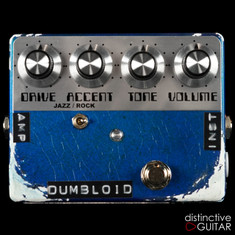 Shin's Music Dumbloid Special Limited Relic'd Edition Lake Placid Blue