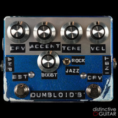 Shin's Music Dumbloid Special Boost Limited Relic'd Edition Lake Placid Blue