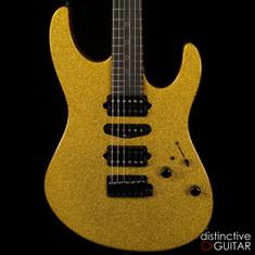 Suhr Modern Custom Gold Sparkle JS0C2T
